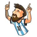 استیکر ورزشی جام جهانی