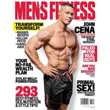 Men's Fitness دانلود مجله