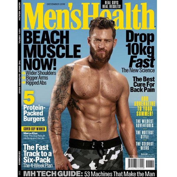 6 min - Men's Health دانلود مجله