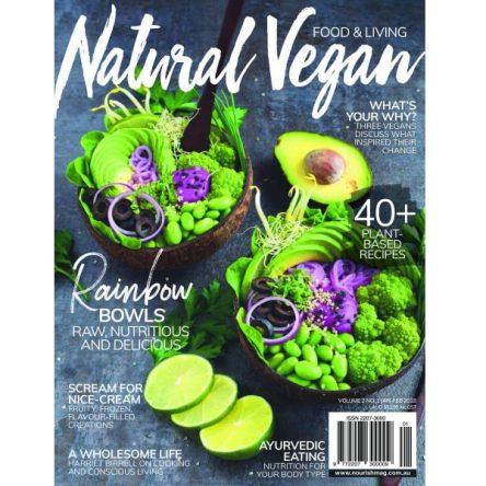 Natural Vegan دانلود مجله