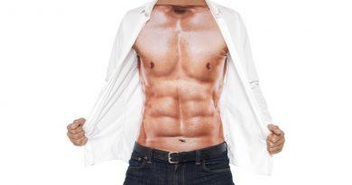 Adonis Koerper Sixpack Muskel Kostuem Sportler Muskelkostuem 2 390x205 - چالش شکم شش تکه (هفته ششم)