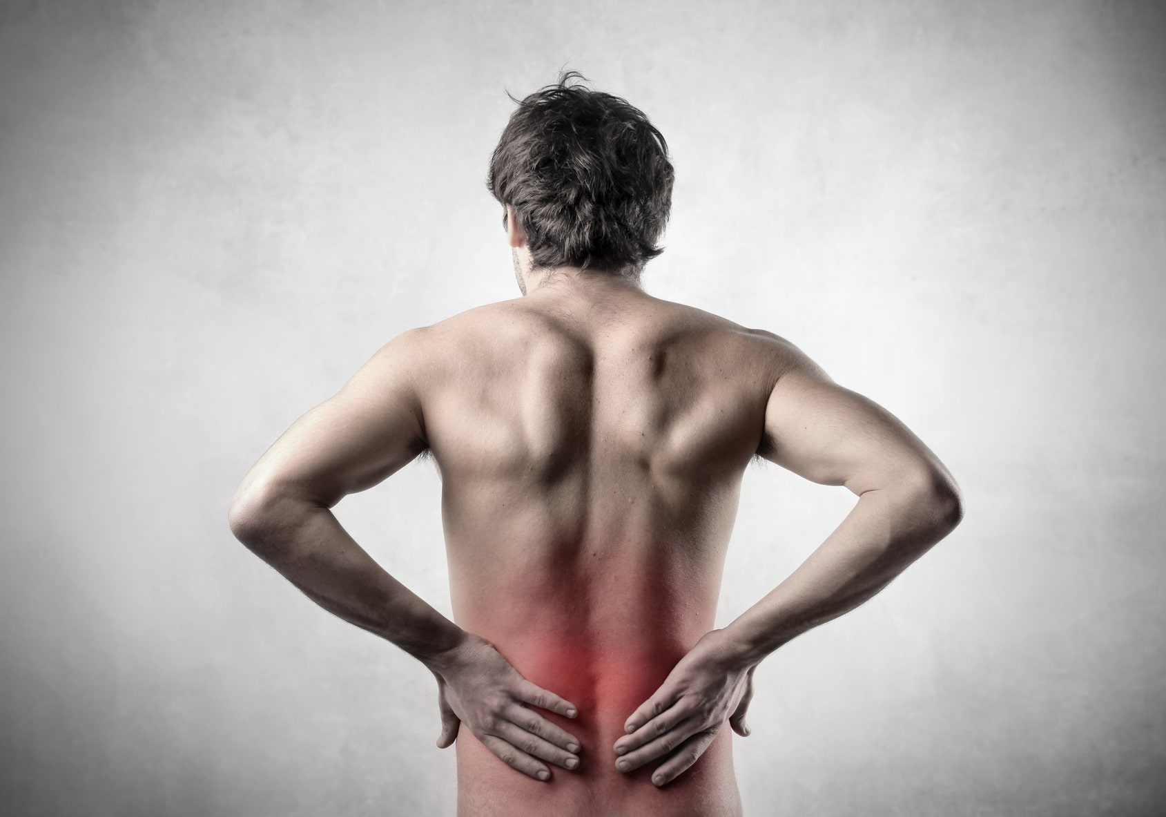 Back Pain min - کاهش کمردرد در ورزشکاران