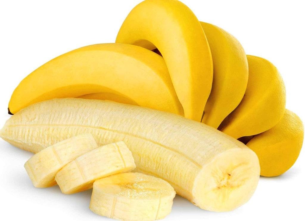 Fresh Fruit Banana HD Wallpaper min - خواص موز بر سلامتی