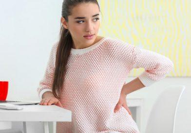 کمر درد و راه های پیشگیری از آن در زنان
