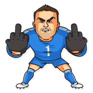 big soccerwc2018 11 300x300 - استیکر جام جهانی 2018 تلگرام