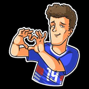 big soccerwc2018 12 300x300 - استیکر جام جهانی 2018 تلگرام
