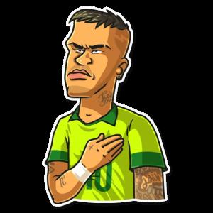 big soccerwc2018 18 300x300 - استیکر جام جهانی 2018 تلگرام