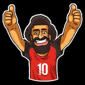 big soccerwc2018 2 300x300 - استیکر جام جهانی 2018 تلگرام