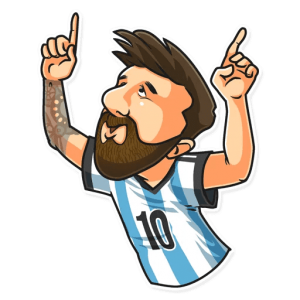 big soccerwc2018 3 300x300 - استیکر جام جهانی 2018 تلگرام
