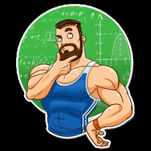big sportguy 8 300x300 - استیکر پسر ورزشکار تلگرام