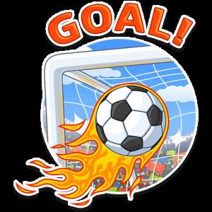 big thefootballsupporter 6 300x300 - استیکر هوادار فوتبالی تلگرام