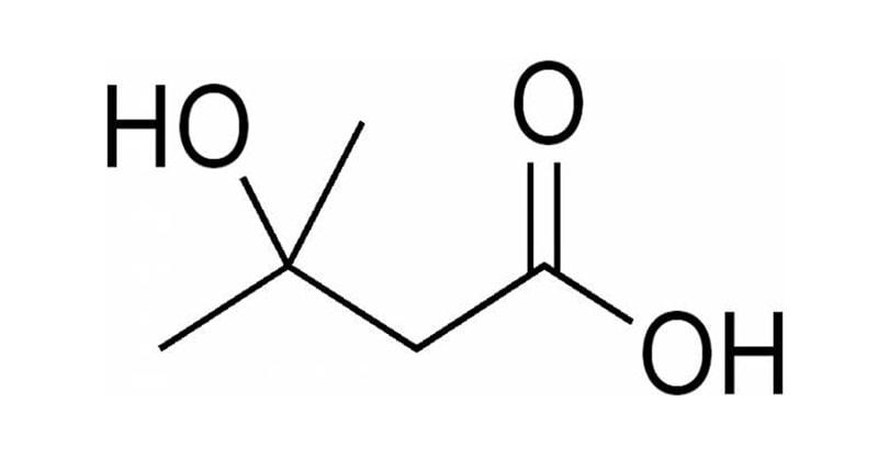 بتاهیدروکسی بتا متیل بوتیرات hmb