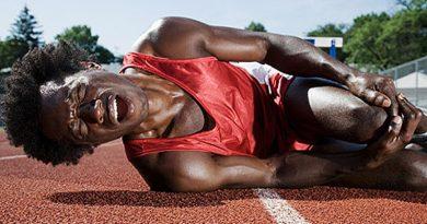 آسیب شناسی ورزشی در رشته های ورزشی خاص