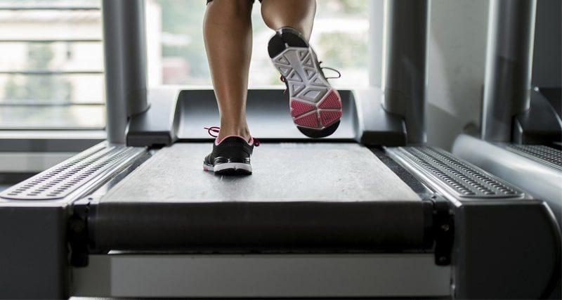 برنامه تردمیل کاهش وزن