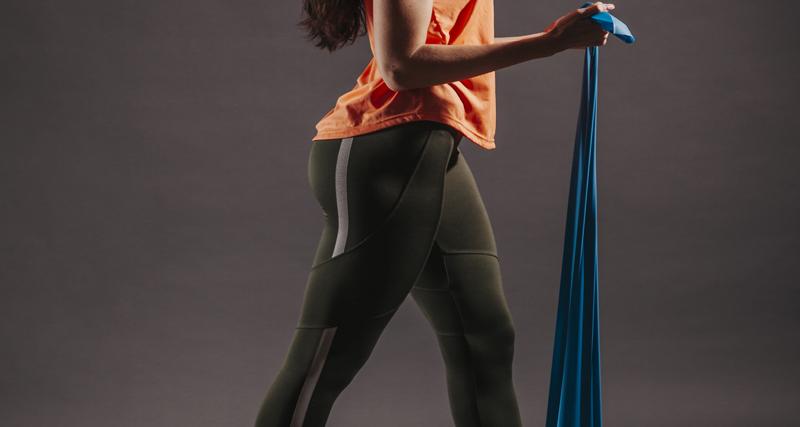 آموزش حرکت نشر از جانب با کش در بدنسازی